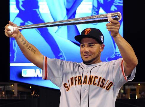 Melky Cabrera of San Francisco Giants suspended 50 games - ESPN